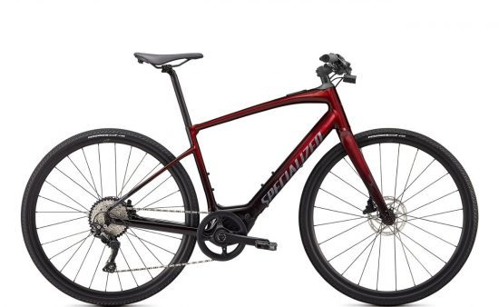 Specialized Turbo Vado SL 4.0 - Red & Black
