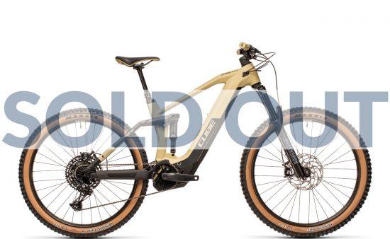 CUBE Stereo Hybrid 160 HPC Race 625 27.5 desert - SOLD OUT