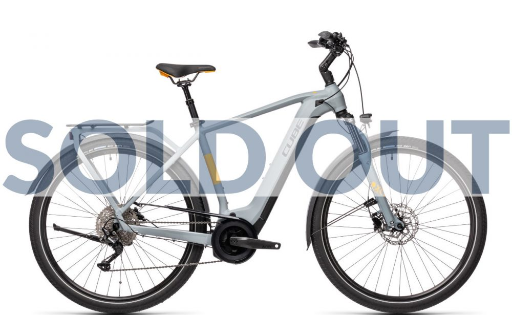 CUBE Touring Hybrid Pro 625 - sold out