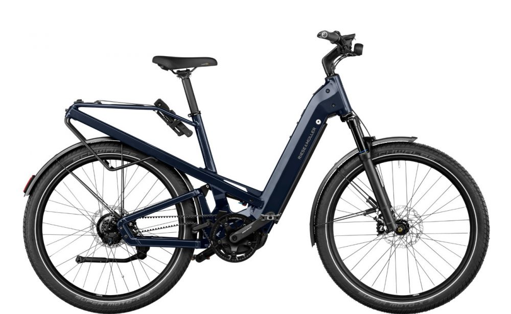 Homage GT Rohloff 2021 blue