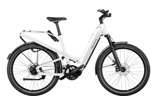 Homage GT Rohloff 2021 white