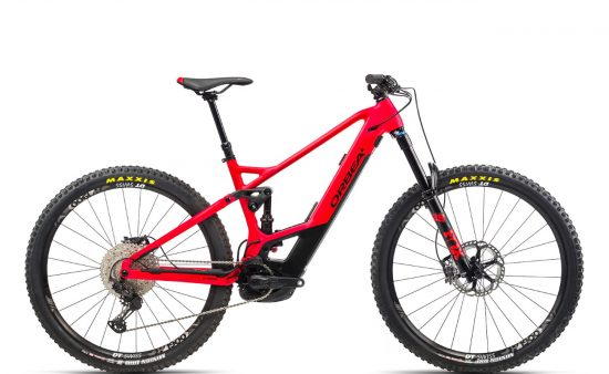 Orbea Wild FS H10 Red 2021