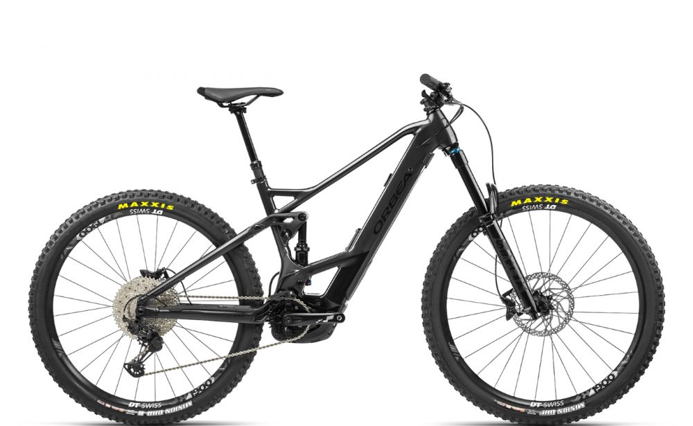 Orbea Wild FS H20 Black 2021