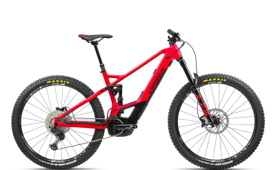 Orbea Wild FS H20 Red 2021