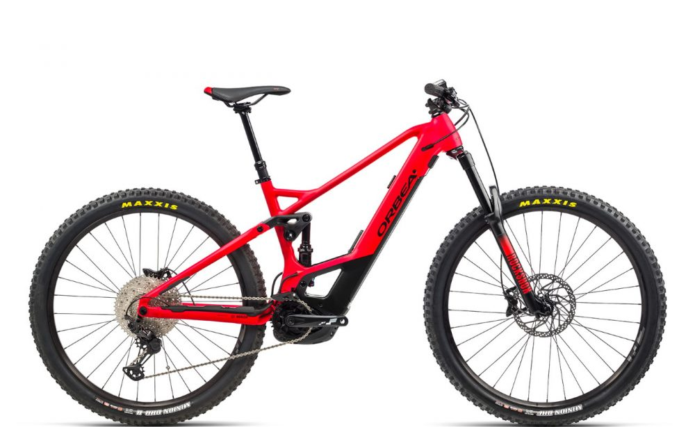 Orbea Wild FS H25 Red 2021