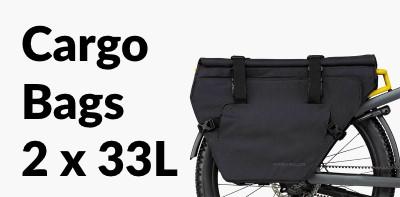 Multicharger GT Light cargo bags