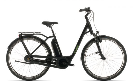 CUBE EXPORT TOWN HYBRID PRO 500
